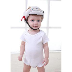 CASQUE ENFANT Bonnet de Protection bébé anti - Choc casque