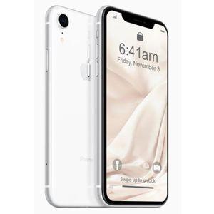 SMARTPHONE Apple iphone XR 64Go Blanc