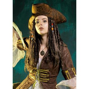 deguisement jack sparrow achat vente jeux et jouets. Black Bedroom Furniture Sets. Home Design Ideas