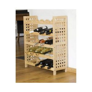 meuble cave a vin achat vente meuble cave a vin pas cher cdiscount. Black Bedroom Furniture Sets. Home Design Ideas