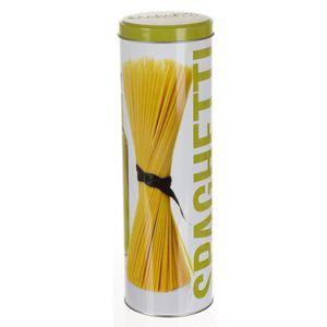 BOITES DE CONSERVATION Boîte à spaghettis Ronde Relief - Métal