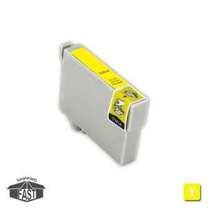 CARTOUCHE IMPRIMANTE CARTOUCHE D'ENCRE JAUNE PREMIUM COMPATIBLE LC1100