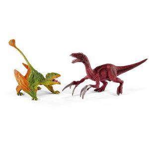 FIGURINE - PERSONNAGE Schleich Figurine 41425 - Dinosaure - Petits dimor
