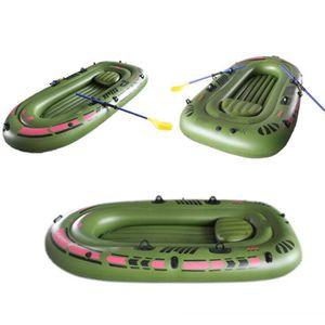 COUSSIN GONFLABLE 3 Preson gonflable Coussin Kayak Bateau avec Dingh