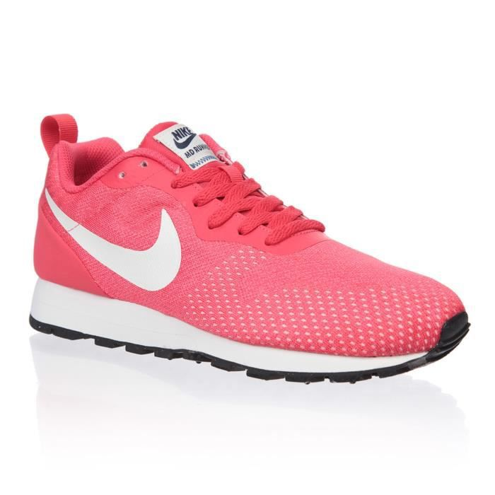 nike internationalist femme corail