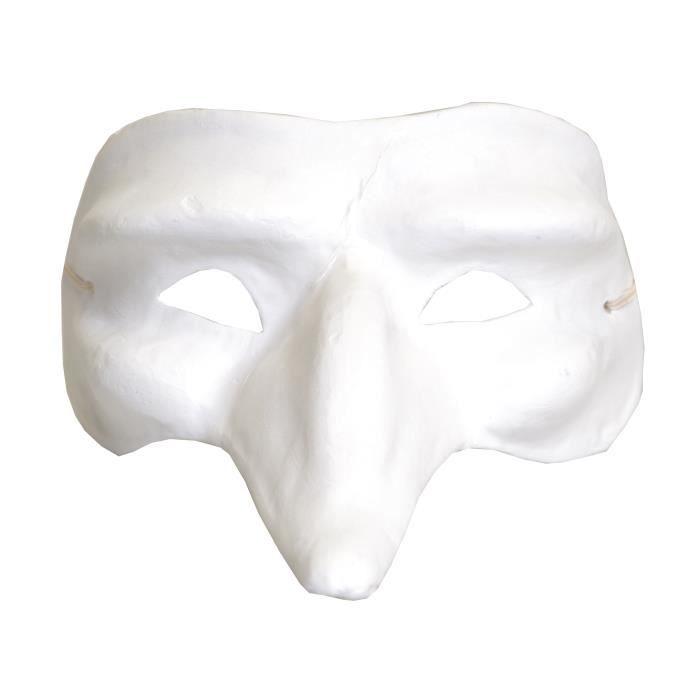 Masque de Venise - Long nez 2 - Adulte - Artémio