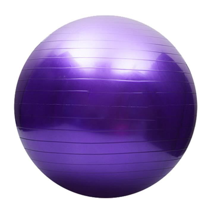 75cm Exercice Fitness GYM Smooth Fitness Épaississement Yoga Ball DPP61117564PP_769