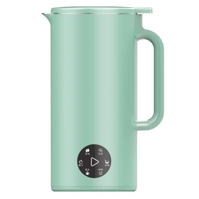 Mini machine à lait de soja, petits appareils électroménagers, presse-agrumes, machine à cuire les aliments supplémentaires