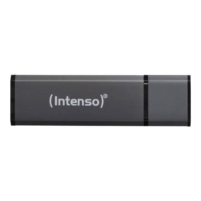 Clé Usb 8Gb Intenso Alu Line Anthracite