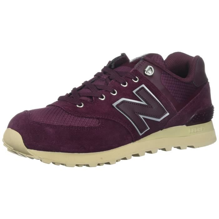 New Balance 574 formateurs hommes 3RO7JP Taille-42