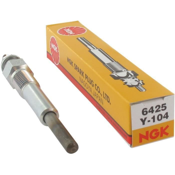 Bougie de prechauffage NGK Y-104
