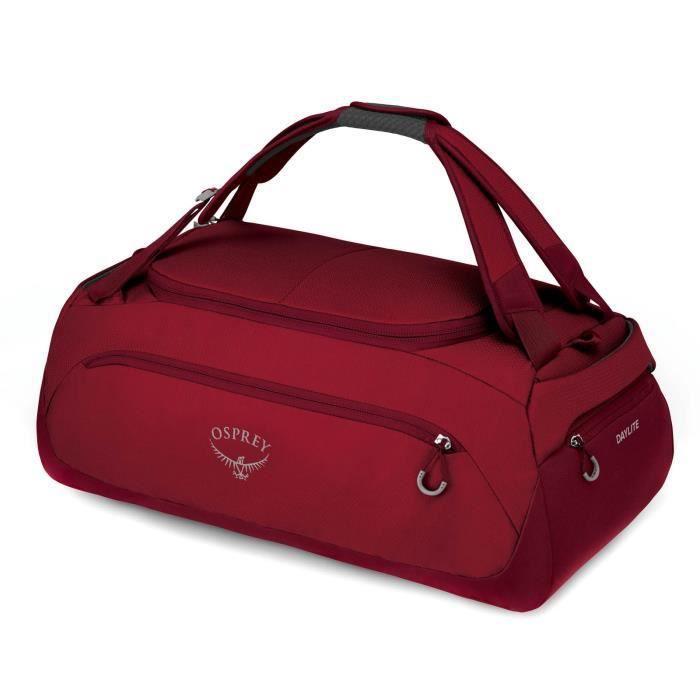 Osprey Daylite Duffel 45 Cosmic Red [123204] - sac de voyage sac de voyage