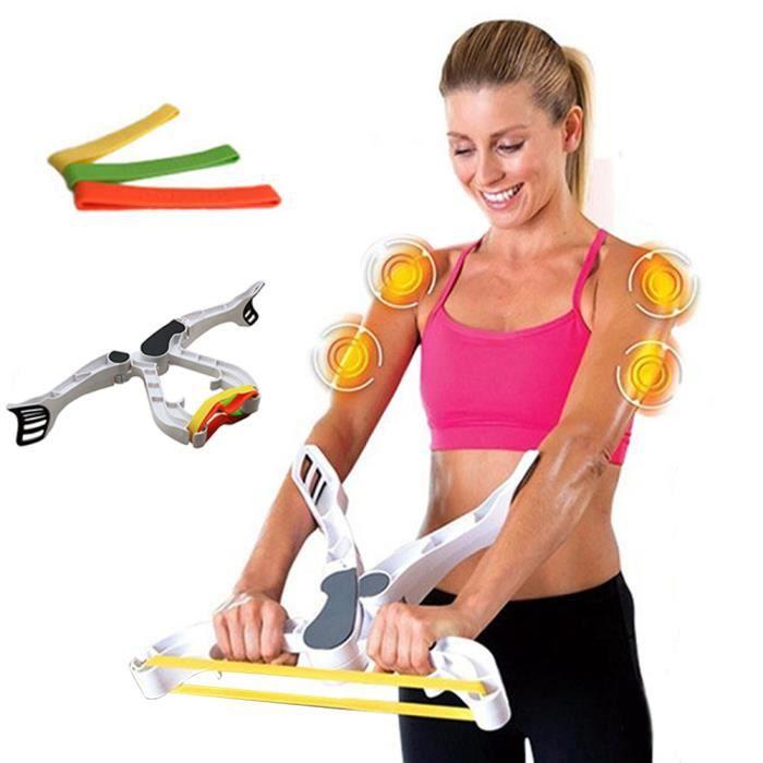 Bandes de résistance Exerciseur de poignet pour l'avant-bras Équipement de fitness