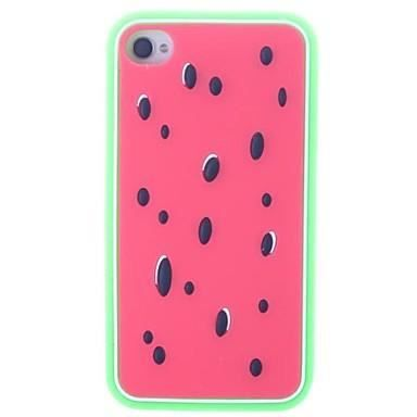 coque iphone 4 pasteque