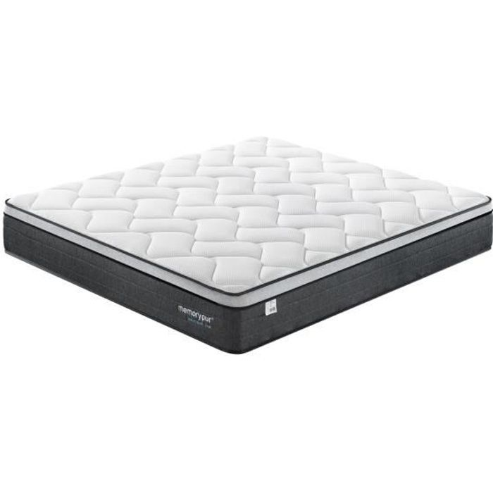 matelas perfection 180x200 32 cm m moire de forme latex naturel micro capsule de gel. Black Bedroom Furniture Sets. Home Design Ideas