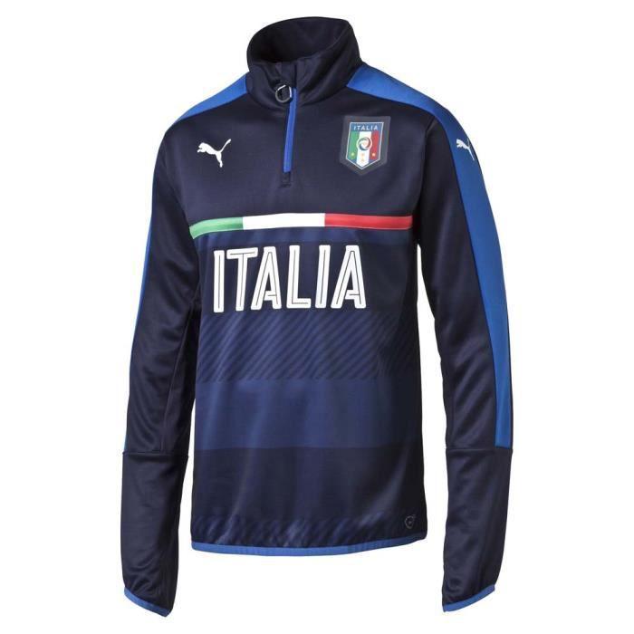 Veste Puma FIGC Italia 1-4 Zip Training Top