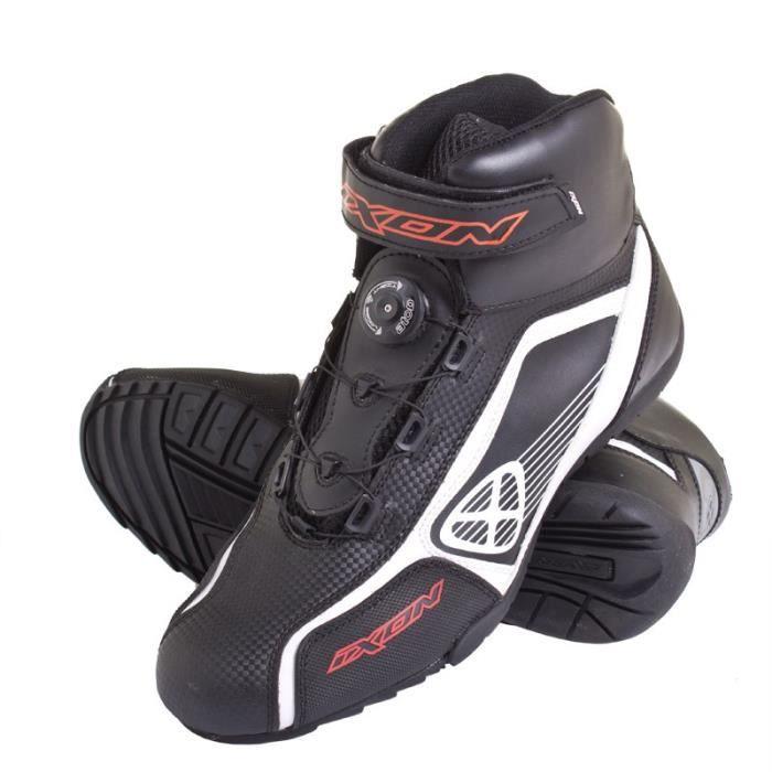 Achat botte Baskets moto Ixon ASSAULT Vente chaussure 8n0wyvmNOP