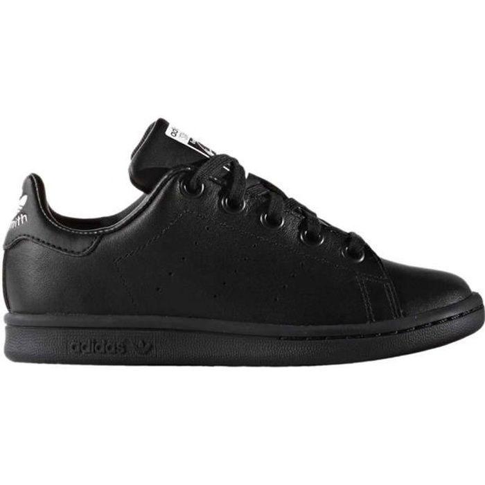 basket adidas stan smith enfant noir