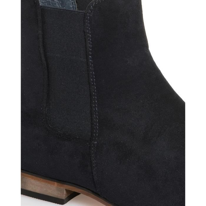 Boots homme chic navy à enfiler 63ysLBVspA