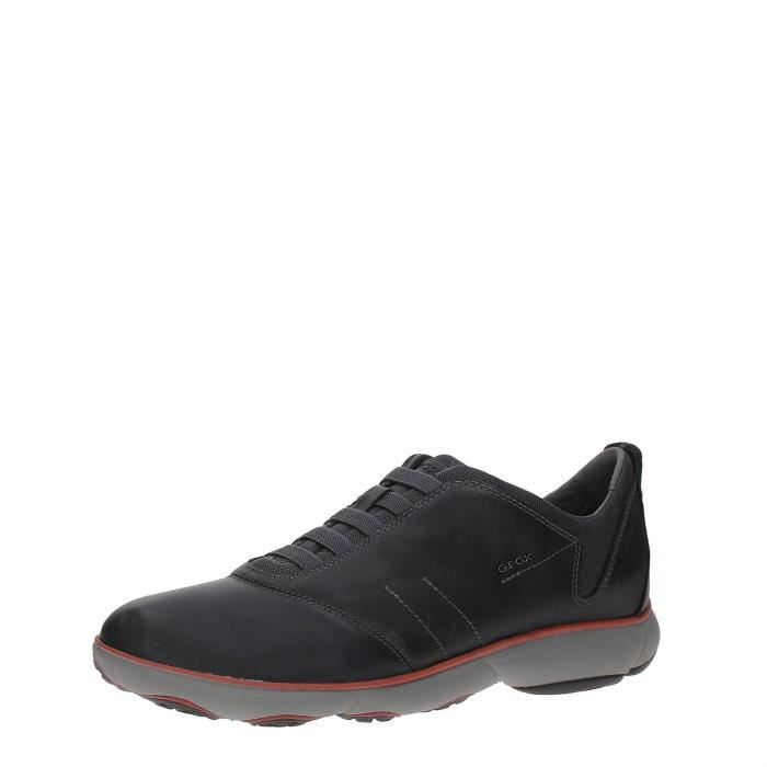 Homme Geox Sneakers Geox Sneakers ANTRACITE qPZtqwz5p