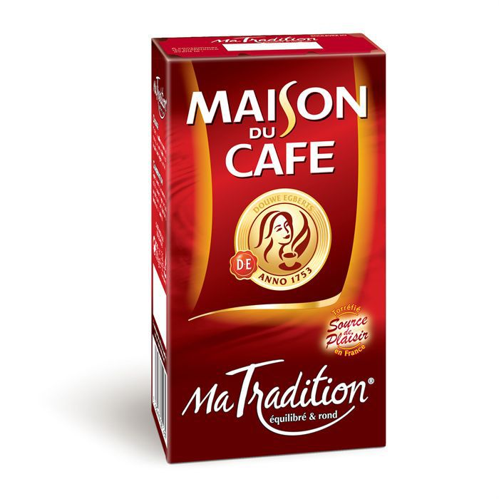 Café torréfaction classique 250 g Ma Tradition