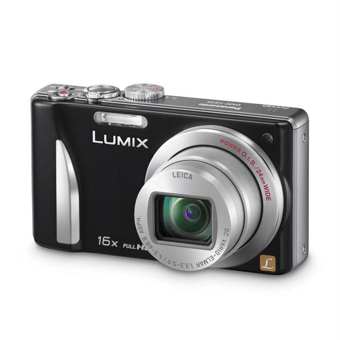 PANASONIC Lumix DMC TZ25 Appareil photo numérique