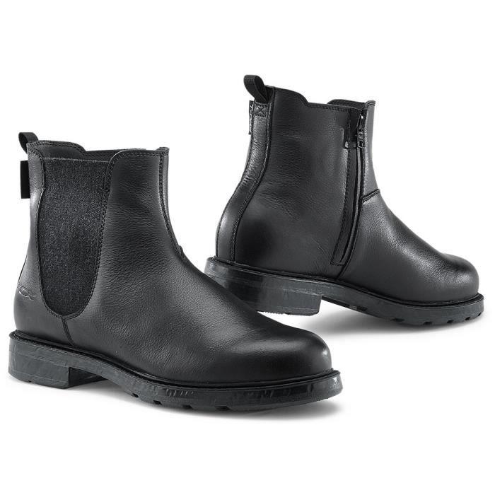 TCX Chaussures moto Staten waterproof - Noir