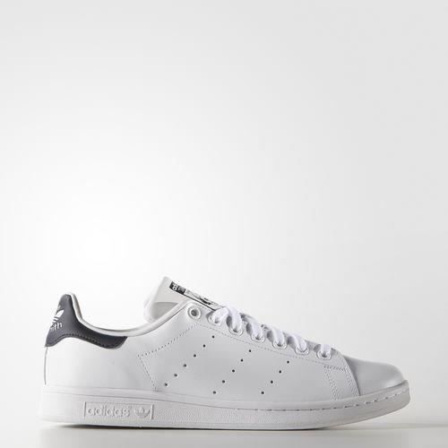 cheap for discount e179d a1cee ADIDAS ORIGINALS Baskets Stan Smith - Mixte - Blanc et noir