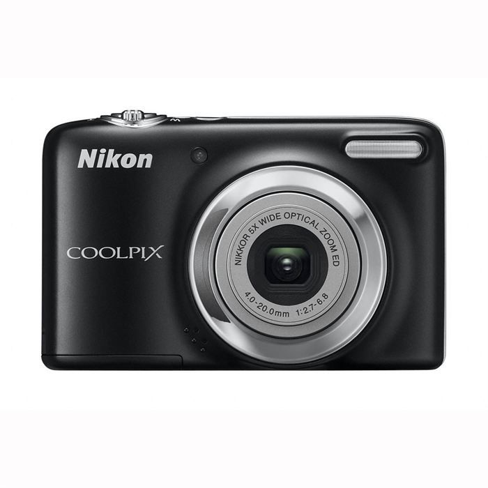 nikon coolpix l25 compact noir achat vente appareil photo compact cdiscount. Black Bedroom Furniture Sets. Home Design Ideas