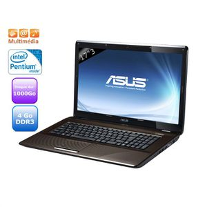 ORDINATEUR PORTABLE Asus X72JR-TY325V