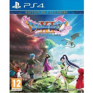 JEU PS4 Dragon Quest XI Les Combattants de la Destinée Jeu