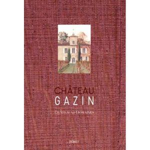 LIVRE VIN ALCOOL  Château Gazin