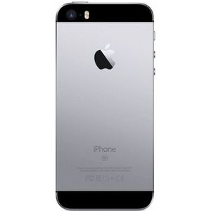 SMARTPHONE iPhone SE 64 Go Gris Sideral Occasion - Etat Corre