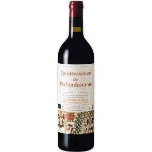 VIN ROUGE Quintessence De Peybonhomme - Côtes de Blaye - 201