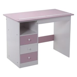 bureau enfant achat vente bureau enfant pas cher cdiscount. Black Bedroom Furniture Sets. Home Design Ideas