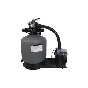 POMPE - FILTRATION  Platine de filtration 6 à 8 m3/h