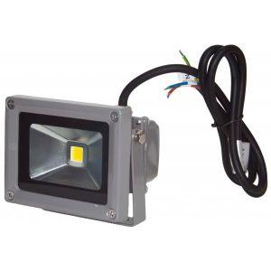 Müller-Lumière DEL Extérieur projecteurs ip65 10 W 850 lm RGB Blanc Chaud 3000k Télécommande