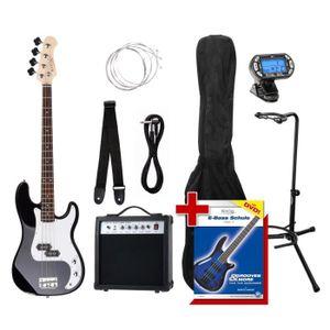 BASSE Rocktile Groover Paquet PB Basse Électrique Set…