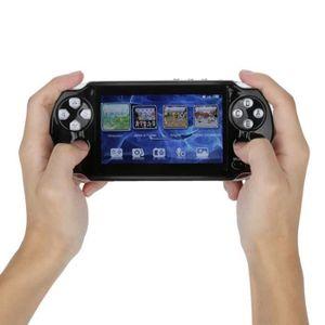 JEU CONSOLE RÉTRO PAP gameta 2 PLUS 4.3 '' Console portable Jeu 64 B