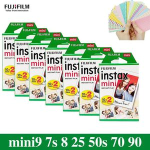 PELLICULE PHOTO Fujifilm Instax Mini Film - Lot de 7x 20 films +20