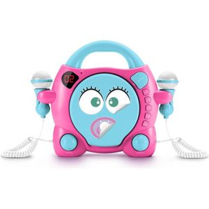 RADIO CD CASSETTE KIDS BIGBEN CD59GIRLSSTICK Lecteur CD