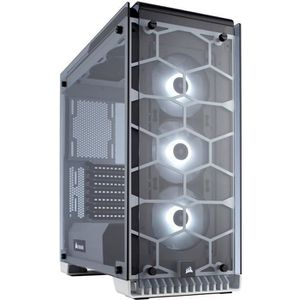BOITIER PC  CORSAIR Boitier PC Gaming Moyen Tour ATX Crystal 5