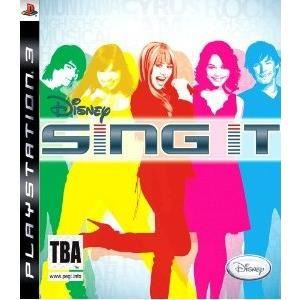 JEU PS3 Disney Sing It  - Game Only  (Playstation 3) [U...
