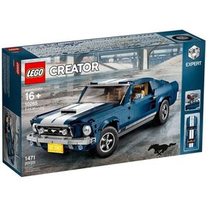 ASSEMBLAGE CONSTRUCTION LEGO® Creator 10265 Ford Mustang GT Année 1960