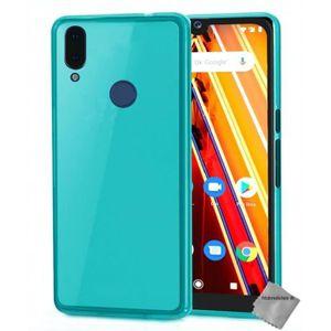Souple Semi-Transparent Silicone /étui Protecteur Bumper Housse TPU Panda Cool Gel Case Cover pour Archos Oxygen 63 6.26 JIENI Coque pour Archos Oxygen 63 TPU Film Protection /écran