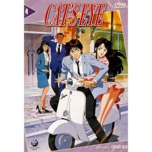 DVD DESSIN ANIMÉ DVD CAT'S EYE VOLUME 4