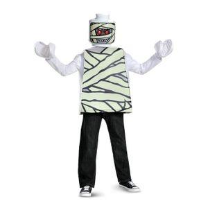 DOCTEUR - VÉTÉRINAIRE Docteur LEGO Momie classique costume (petite, 4-6