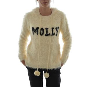SWEATSHIRT sweat molly bracken e626h16 blanc