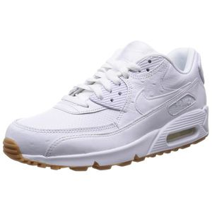CHAUSSURES DE FITNESS Nike Air Max 90 Pa Cuir Sneakers-top pour hommes 3
