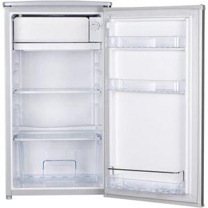 RÉFRIGÉRATEUR CLASSIQUE Réfrigérateur top 45cm 91l a+ silver - FRIDGE 91L